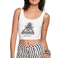Kendall and Kylie High Rise Striped Shorts at PacSun.com