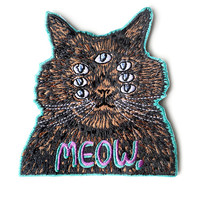Meow Cat Patch (Limited Edition)