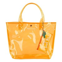 Market Bag - Neon Orange