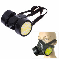 Respirator Anti Dust Paint Respirator Mask Chemical Gas protection Mask Glasses half face Mask FC Filter Paint Safety Equipment
