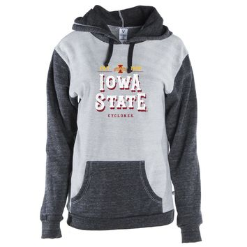 Official NCAA Iowa State Cyclones Unisex Color Pocket Pullover Hoodie