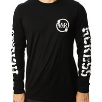 Young & Reckless Men's Backup Graphic T-Shirt