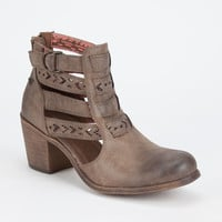 Roxy Lena Womens Booties Brown  In Sizes