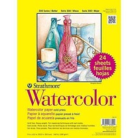 Watercolor Paper Classroom Value Pack 300 Series