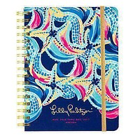 17 Month Large 2017 Agenda in Ocean Jewels by Lilly Pulitzer
