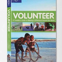 Volunteer By Lonely Planet Publications- Black One