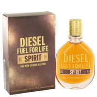 Fuel For Life Spirit by Diesel Eau De Toilette Spray 1.7 oz