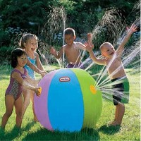 Inflatable Outdoor Beach water ball Lawn play ball Bath Swim Toy Beach Toy Bath Toys Kids Toys for Children