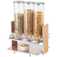 18.25W x 13.25D x 24.5H Eco Modern Cereal Dispenser