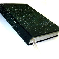 Zodiac and the Great Night Sky Large Blank Book of Shadows Stars Journal Sketchbook Astrology