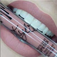 Lipstick With Lip Gloss Liquid Matte Long Lasting Makeup By Kylie Jenner