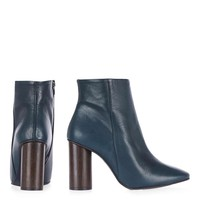 MARCH Wood Heel Boots - New In This Week - New In