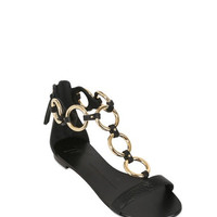 New Summer Lace Up Sandals = 4777252868