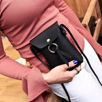 Womens Small Crossbody Bag Cell Phone Purse Wallet