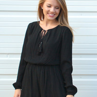 Just For The Night Romper