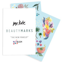 "BeautyMarks ""The New Makeup"" - Bloom"