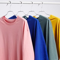 Essential Oversized Tee | 4 Colors