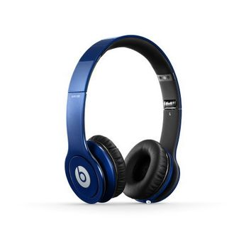 Beats Solo HD On-Ear Headphone (Dark Blue) (Discontinued by Manufacturer)