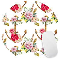 The Weight of Romance Mouse Pad Decal