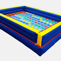 In Stock - Joust & Twister  by Big Top Inflatables