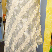 Camel and Grey Sweater Poncho with Fringe womans clothing