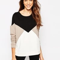Vero Moda Colour Block Jumper
