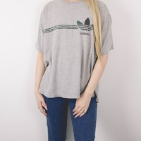 Vintage 80s Adidas Athletic T Shirt