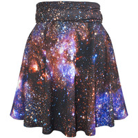 Milky Way Galaxy Skater Dress / Skirt