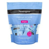 Neutrogena Makeup Remover Cleansing Towelettes Singles 20 ct.
