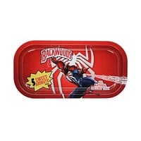 Spidey Woods Rolling Tray