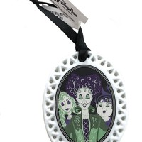 Disney Parks 2017 Not So Scary Halloween Party Hocus Pocus Ornament New w Tags