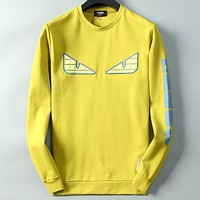 Boys & Men Casual Edgy Top Sweater