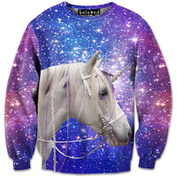 Galaxy Unicorn Sweatshirt