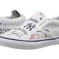 Vans Kids Classic Slip-On x MLB (Toddler)