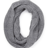 FOREVER 21 Cable Knit Infinity Scarf