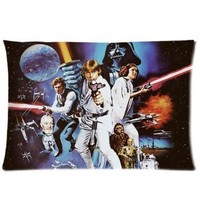 "Star Wars Pillowcase Standard Size 20""x30"" PWC0582"