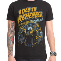 A Day To Remember From The Garage Slim-Fit T-Shirt