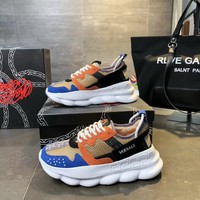 Versace Chain Reaction Sneakers #dsr104 - Best Deal Online