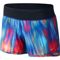 Nike Women's 4'' Rival Printed Running Shorts
