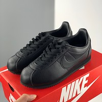 Nike classic men and women forrest casual sports running shoes
