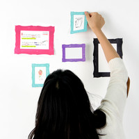 Large Frame Sticky Note