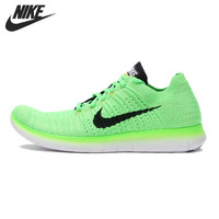 Original New Arrival 2016 FREE RN FLYKNIT NIKE Men's Running Shoes Sneakers free shipping