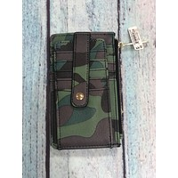 Leather ID Wallet - F19 - Simply Southern