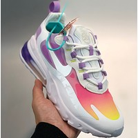Nike Air Max 270  Breathable cushioned running shoes