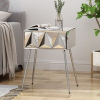 Ferris End Table with Storage