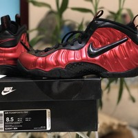 Nike Air Foamposite Pro Red/Black