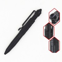 WT-B2 Tungsten Self Defense Personal Safety Protective Stinger Weapons Glass Breaker Tactical Pen With Writing 2018 New Arrival