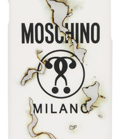 Moschino - Printed acrylic iPhone 6+ case