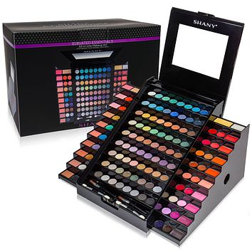 Elevated Essentials Makeup Set - All-in-One Makeup Kit