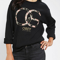 Urban Outfitters - OBEY Emporium Pullover Sweatshirt